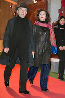 Jose Sacristan attends the Feroz Cinema Awards 2015 at Las Ventas, Madrid,  Spain. January 25, 2015.(ALTERPHOTOS/)Carlos Dafonte) /NortePhoto<br /> <br /> nortePhoto.com