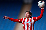 Alethea Paul of Sheffield United during the The FA Women's Championship match at the Proact Stadium, Chesterfield. Picture date: 12th January 2020. Picture credit should read: James Wilson/Sportimage