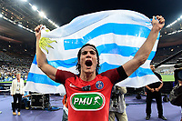 Esultanza PSG  <br /> CAVANI Edinson (PSG) <br /> Parigi 27-05-2017 Stade de France <br /> Angers - Paris Saint Germain PSG Finale Coppa di Francia 2016/2017  <br /> Foto JB Autissier/ Panoramic/insidefoto
