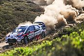 2019 WRC Rally of Italy Sardinia Jun 16th