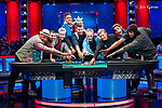 Main Event Final Table Nine