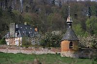 Europe/France/Normandie/Basse-Normandie/14/Calvados/Env. de Honfleur: Pays d'Auge
