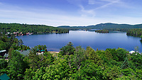 132 Cedar Lane, Blue Mountain Lake, NY - April White