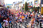 The start of the Killarney Women's Mini Marathon on Saturday last.