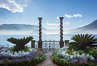 Italy, Lombardia, Lake Como, Varenna: at botanical garden of Villa Monastero | Italien, Lombardei, Comer See, Varenna: im Botanischen Garten der Villa Monastero