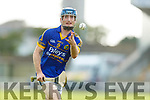 Brian McAuliffe Lixnaw in action against  Kilmoyley during the Senior Kerry County Hurling Semi Finals between Lixnaw v Kilmoyley at Austin Stack park on Saturday last.