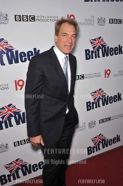 Julian Sands at the champagne launch party for BritWeek 2010 at the British Consul-General's residence in Los Angeles..April 20, 2010  Los Angeles, CA.Picture: Paul Smith / Featureflash
