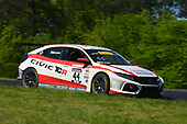 RealTime Racing Honda Civic Type-R TCR: Adam Merzon