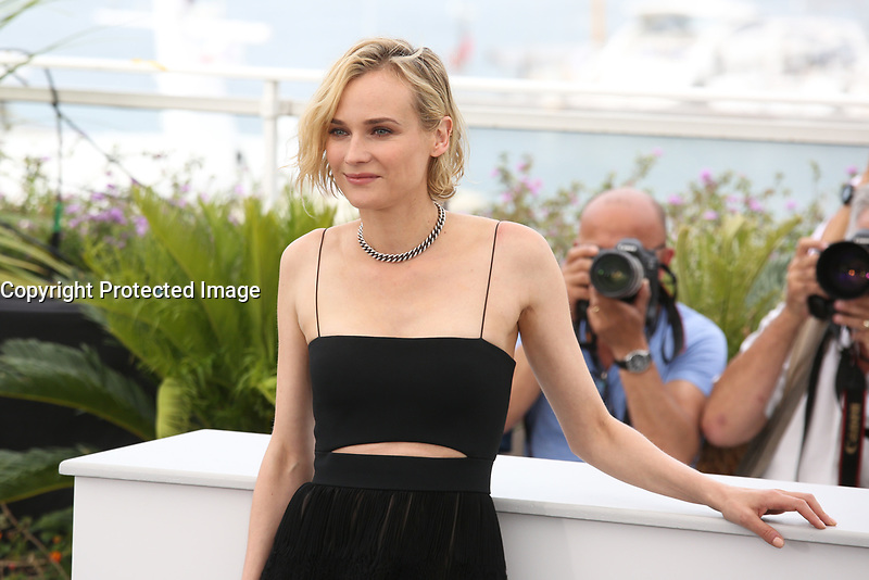 DIANE KRUGER - PHOTOCALL OF THE FILM 'IN THE FADE' AT THE 70TH FESTIVAL OF CANNES 2017