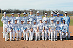 4-23-14, Skyline High School JV baseball team