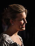 Maggie Grace attending the Roundabout Theatre Company's 2013 Spring Gala at Hammerstein Ballroom in New York City on 3/11/2013