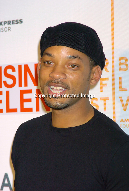 """Will Smith ..at the Opening Night of The Tribeca Film Festival screening of """"Raising Helen"""" on May 1, 2004 at the ..Tribeca Performing Arts Center. ..Photo By Robin Platzer, Twin Images.."""