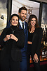 Lynda Carter, Geoff Stults &amp; Jessica Altman attends the &quot;12 Strong&quot; World Premiere on January 16, 2018 at Jazz at Lincoln Center in New York City, New York, USA.<br /> <br /> photo by Robin Platzer/Twin Images<br />  <br /> phone number 212-935-0770