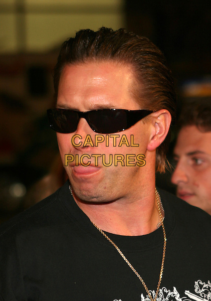 "STEPHEN BALDWIN.""Domino"" Los Angeles Premiere Arrivals held at Grauman's Chinese Theater, Hollywood, California..October 11th, 2005 .Photo Credit: Zach Lipp/AdMedia/Capital Pictures.Ref: ZL/ADM/CAP.headshot portrait sunglasses shades tongue.www.capitalpictures.com.sales@capitalpictures.com.© Capital Pictures."