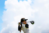Belen Mozo. McKayson NZ Women's Golf Open, Round Three, Windross Farm Golf Course, Manukau, Auckland, New Zealand, Saturday 30 September 2017.  Photo: Simon Watts/www.bwmedia.co.nz