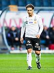 Solna 2015-04-26 Fotboll Allsvenskan AIK - &Ouml;rebro SK :  <br /> &Ouml;rebros Nordin Gerzic ser nedst&auml;md ut under matchen mellan AIK och &Ouml;rebro SK <br /> (Foto: Kenta J&ouml;nsson) Nyckelord:  AIK Gnaget Friends Arena Allsvenskan &Ouml;rebro &Ouml;SK depp besviken besvikelse sorg ledsen deppig nedst&auml;md uppgiven sad disappointment disappointed dejected portr&auml;tt portrait