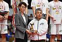 Basketball: SoftBank WINTER CUP 2018