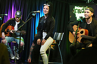 BALA CYNWYD, PA - MAY 13 : Varidia visit Radio 104.5 performance studio in Bala Cynwyd, Pa May 13, 2019 <br /> CAP/MPI/STA<br /> &copy;STA/MPI/Capital Pictures