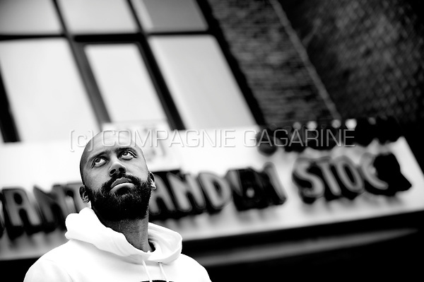 Belgian football player Anthony Vanden Borre (Belgium, 30/06/2013)