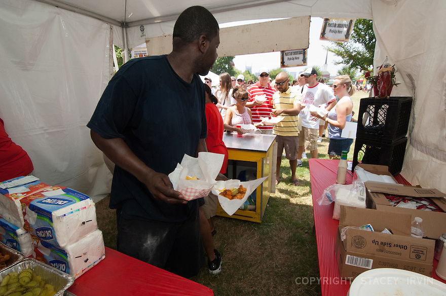2012 Music City Hot Chicken Festival<br />