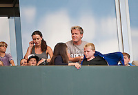 CARSON, CA – August 20, 2011: Chef Gordon Ramsey during the match between LA Galaxy and San Jose Earthquakes at the Home Depot Center in Carson, California. Final score LA Galaxy 2, San Jose Earthquakes 0.