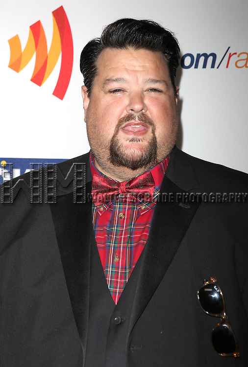 Chris March.attending the 22nd Annual GLAAD Media Awards in New York City.