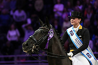 OMAHA, NEBRASKA - MAR 30: during the FEI World Cup (Jumping/Dressage) (competition) at the CenturyLink Center on March 30, 2017 in Omaha, Nebraska. (Photo by Taylor Pence/Eclipse Sportswire/Getty Images)