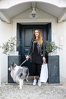 Alessia, Boutique Owner, Trento, Land Rover