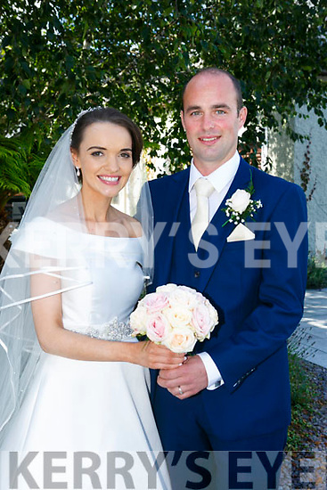 Norma Sheehan and Michael Bailey were married at St. Gobnits Church Keel by Fr. Roche on Saturday 12th August 2017 with a reception at Ballygarry House Hotel