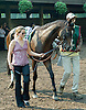 Brilliant before winning The grade 3 Kent Stakes at Delaware Park on 9/9/06