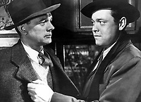 The Third Man (1949) <br /> Orson Welles &amp; Joseph Cotten<br /> *Filmstill - Editorial Use Only*<br /> CAP/KFS<br /> Image supplied by Capital Pictures