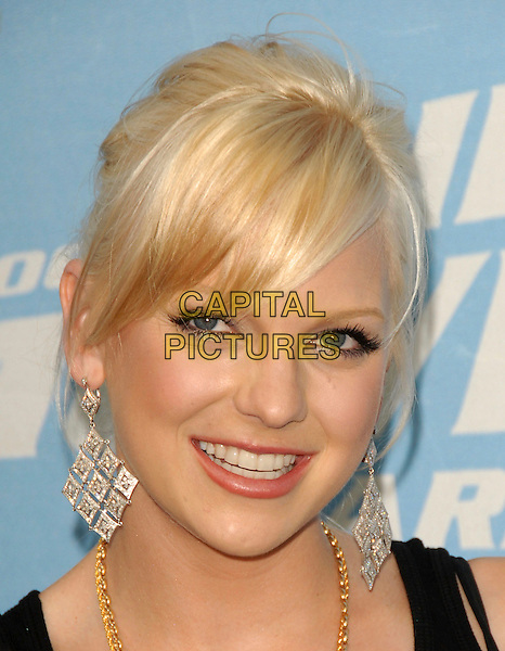 ANNA FARIS.2006 MTV Movie Awards - Arrivals,.held at The Sony Picture Studios in Culver City, Los Angeles, California, USA, June 3rd 2006..portrait headshot.Ref: DVS.www.capitalpictures.com.sales@capitalpictures.com.©Debbie VanStory/Capital Pictures