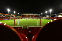 General View of  the Banks Stadium before the Sky Bet League 1 match between Walsall and Fleetwood Town at the Banks's Stadium, Walsall, England on 21 November 2017. Photo by Leila Coker.