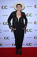 13 April 2019 - Las Vegas, NV - Briana Venskus. 2019 ClexaCon Cocktails for Change at The Tropicana Hotel. Photo Credit: MJT/AdMedia