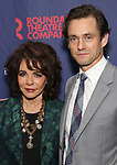 """Stockard Channing and Hugh Dancy attends the Broadway Opening Night Celebration for the Roundabout Theatre Company production of """"Apologia"""" on October 16, 2018 at the Laura Pels Theatre in New York City."""