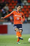 Yosuke Kataoka (Ardija), .APRIL 10, 2013 - Football /Soccer : .2013 J.LEAGUE Yamazaki Nabisco Cup .between Omiya Ardija 1-3 Ventforet Kofu .at NACK5 Stadium Omiya, Saitama, Japan. .(Photo by YUTAKA/AFLO SPORT)