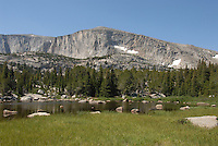 he Wind River Mountains in Western Wyoming cover 2.25 million acres of land. There are numerous summits above 12,500 feet, high altitude glaciers, lake and ponds and hundreds of miles of hiking trail. Jim Mueller photographed a trip through the mountains with friends in 2006.