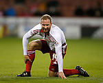 Matt Done of Sheffield Utd - FA Cup Second round - Sheffield Utd vs Oldham Athletic - Bramall Lane Stadium - Sheffield - England - 5th December 2015 - Picture Simon Bellis/Sportimage