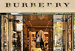 Burberry - Burberry shop at Wesley Arcade, Perth, Western Australia
