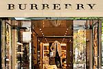 Burberry - Burberry shop at Wesley Arcade, Perth, Western Australia