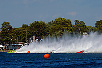 "Mike Monahan, GP-35 ""TM Special"" (Grand Prix Hydroplane(s), Mathew Daoust, GP-9, Tom Thompson, GP-525 ""Fat Chance"" (Grand Prix Hydroplane(s)"