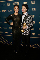 Beverly Hills, CA - JAN 06:  Penelope Cruz and Darren Criss attend the FOX, FX, and Hulu 2019 Golden Globe Awards After Party at The Beverly Hilton on January 6 2019 in Beverly Hills CA. <br /> CAP/MPI/IS/CSH<br /> &copy;CSHIS/MPI/Capital Pictures