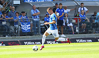 Marcel Heller (SV Darmstadt 98) - 04.08.2019: SV Darmstadt 98 vs. Holstein Kiel, Stadion am Boellenfalltor, 2. Spieltag 2. Bundesliga<br /> DISCLAIMER: <br /> DFL regulations prohibit any use of photographs as image sequences and/or quasi-video.