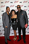 Rolando Boyce, LeShay N. Tomlinson and R. Kelly Attend Special Private Screening of the All-New Chapters of TRAPPED IN THE CLOSET With Creator and Star R. Kelly Hosted by IFC at the Sunshine Cinema, NY  11/19/12