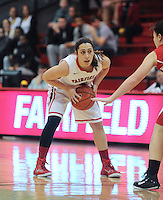 Fairfield WBB vs. Cornell 11/24/2014