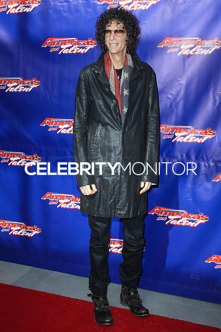 "NEWARK, NJ, USA - FEBRUARY 20: Howard Stern at the ""America's Got Talent"" Season 9 Photo Call held at the New Jersey Performing Arts Center on February 20, 2014 in Newark, New Jersey, United States. (Photo by Jeffery Duran/Celebrity Monitor)"