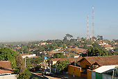 Pará State, Brazil. The town of Tucumã.