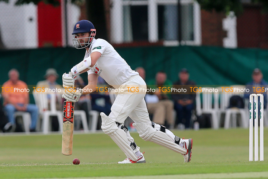 James Foster of Essex in batting action during Surrey CCC vs Essex CCC, Specsavers County Championship Division 1 Cricket at Guildford CC, The Sports Ground on 10th June 2017
