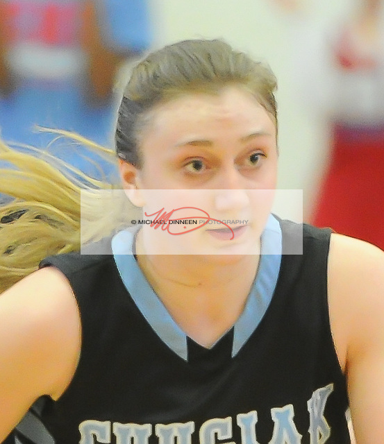 in the Cook Inlet Conference tournament.  Photo by Michael DInneen for the Star.