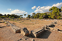 The Katagogion in Epidaurus (4th cent.  B.C.), Greece